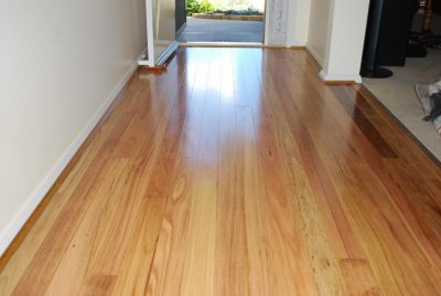 floating timber floor
