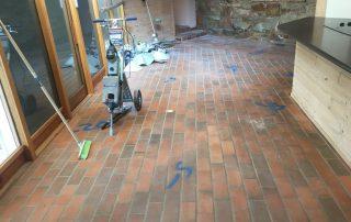 levelling floor sub base